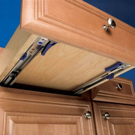 kitchen cabinet drawer slides hardware 43 best images about drawer slides tips tricks on