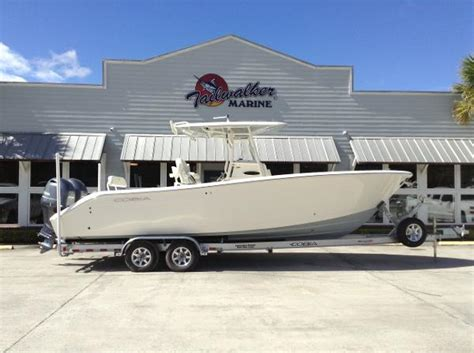 cobia 277 boat trader 2017 cobia 277 27 foot 2017 motor boat in georgetown sc