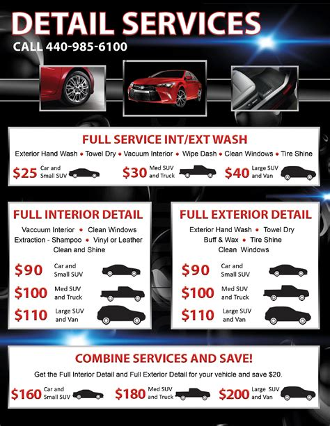 toyota car detailing vehicle detail services premier toyota of amherst