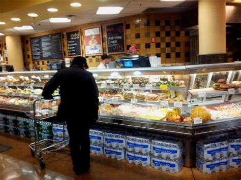 whole foods good if you are tired of dining out