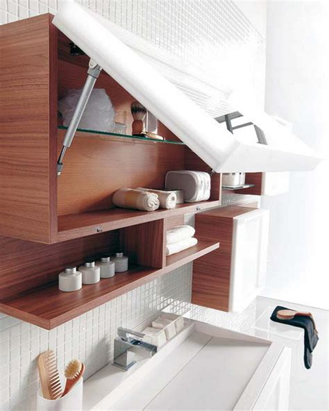 picture of makeup storage in bathroom cabinets