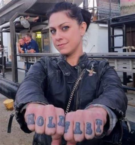 american pickers danielle tattoos danielle colby