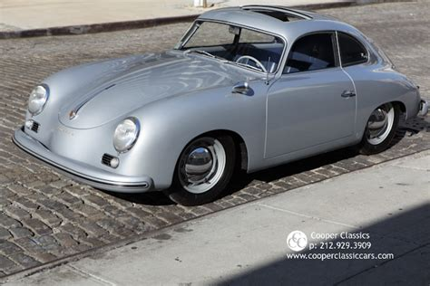 porsche 356 sunroof 1955 porsche 356 pre a sunroof coupe what if
