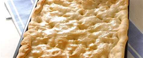 cucina genovese ricette ricetta focaccia genovese sale pepe