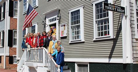 nantucket cottage hospital hospital thrift shop to open monday may 18th nantucket