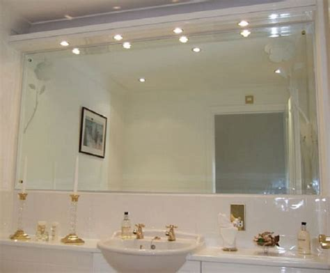 bevelled bathroom mirrors beveled bathroom wall mirrors bathroom design ideas