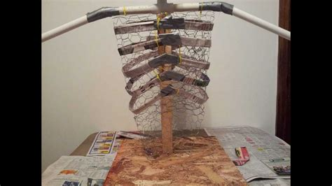 How To Make A Human Model Out Of Paper - how to make paper mache ribs