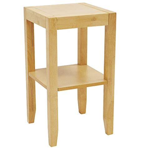 Solid Wood End Tables by Discounted Furniture Store 187 Anywhere Solid Wood End Telephone Table