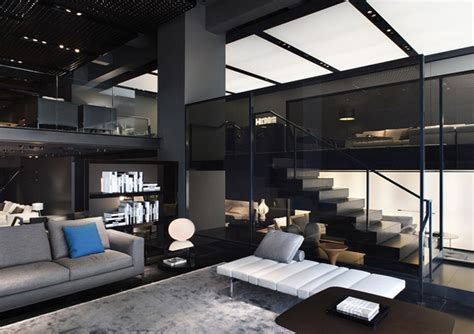 interior design news interior design news minotti new york store delightfull