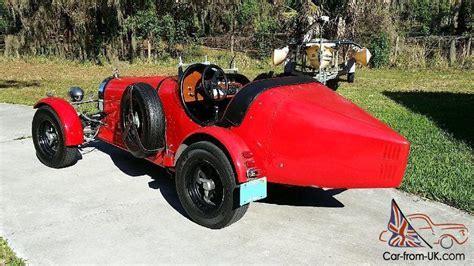 Car Title Types by 1927 Bugatti Type 35 Gran Prix Clear Title