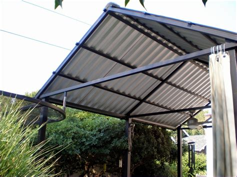 metal roof awnings metal roof awning ideas