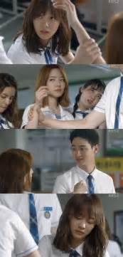 Dvd Drama Korea School 2017 spoiler added episode 2 captures for the korean drama