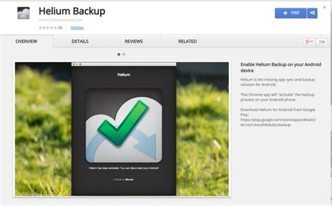 helium android helium android app app syn and backup solution