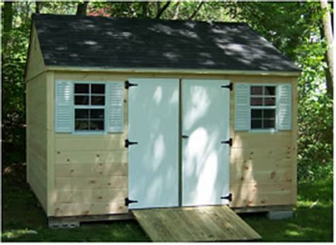 Utility Shed Designs : Do all the planning, preparation