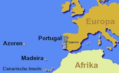 wo liegen die kanaren azoren inseln azoren reiseangebote ferien azoren