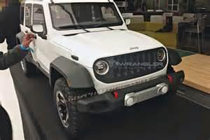 jeep wrangler 2018 un modellino in scala ne rivela l