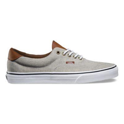 Sepatu Vans Era 59 Original Oxford Leather Era 59 Shop Classic Shoes At Vans