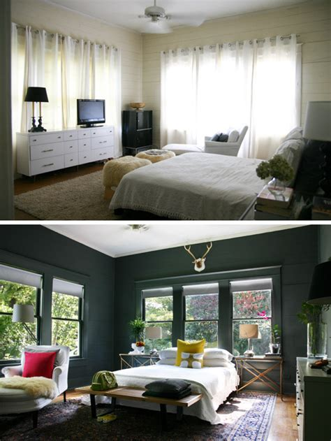 our bedroom before and after ab chao