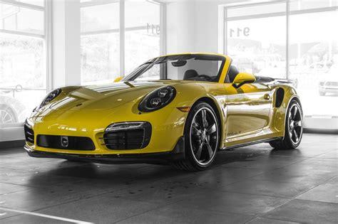 porsche 911 turbo s for sale 2016 porsche 911 turbo s for sale in colorado springs co