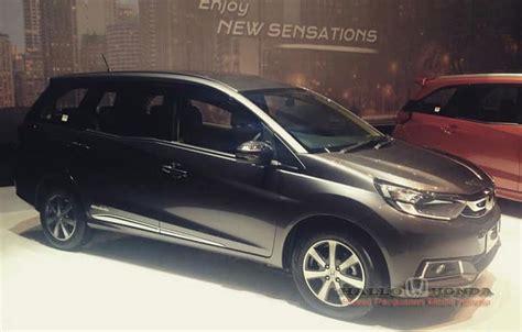 New Fogl Mobil Honda Mobilio spesifikasi dan harga new honda mobilio 2017 quot new