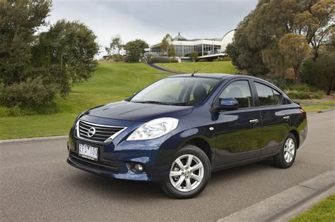 nissan almera 2012 nissan almera review photos caradvice