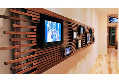 design photo wall display williams partners architects a feature article on a
