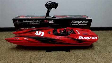 traxxas m41 boat snap on edition youtube - Traxxas M41 Boat