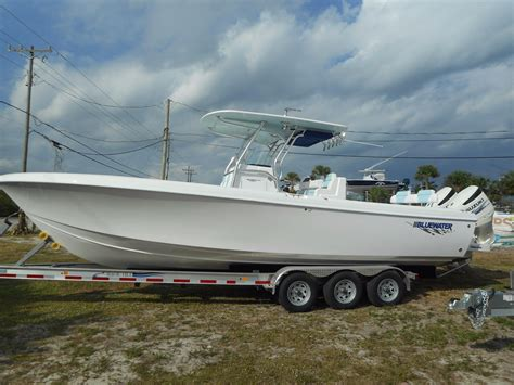 bluewater boats tequesta 2017 bluewater 2850 power boat for sale www yachtworld