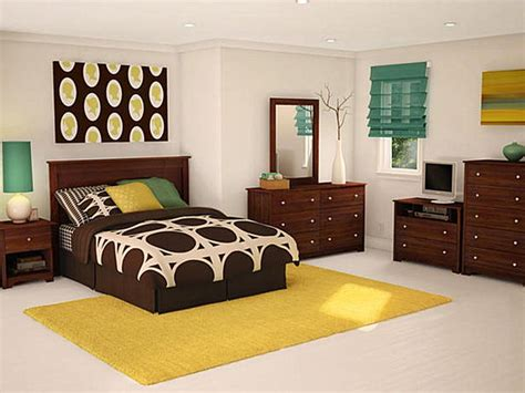 yellow and brown bedroom minimalist teen bedroom design idea 4 home ideas