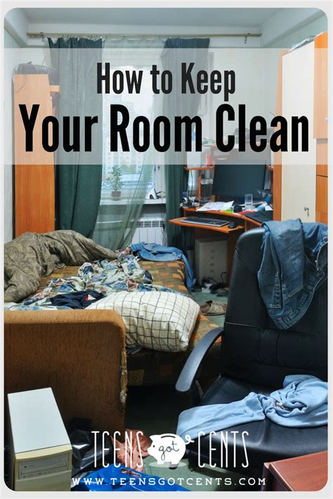 how do you clean your room how to keep your room clean teensgotcents
