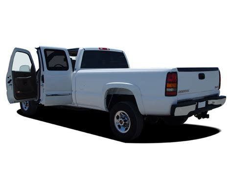 truck bed door 2005 gmc sierra reviews and rating motor trend