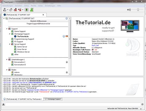 teamspeak 3 docker tutorial ts3 thetutorial de