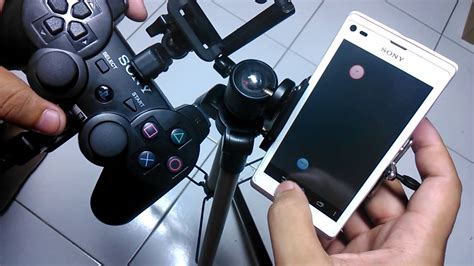 ps3 controller android ps3 wireless using bluetooth with sixaxis controller on android