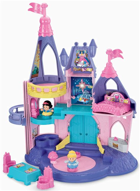 fisher price disney princess doll house my daughter s favorite toy fisher price little people disney princess songs palace