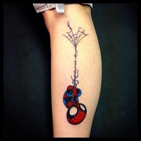 spider man tattoos 25 best ideas about on