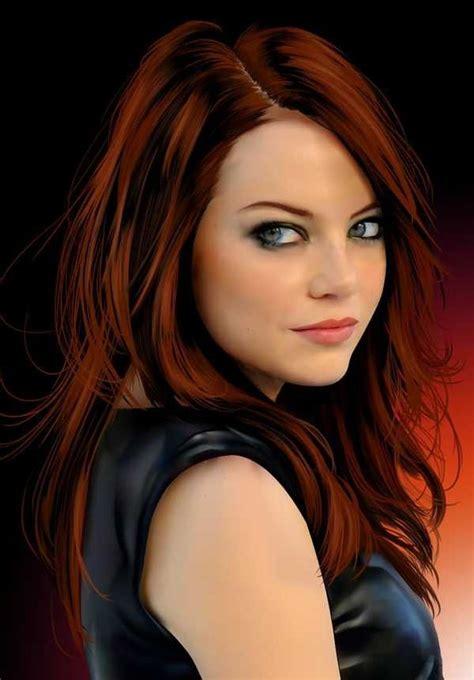 Cute Hair Color Ideas For Redheads | cute red hair color ideas for brunettes hair color ideas