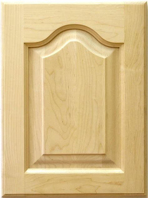 Arched Cabinet Doors Erin Traditional Arched Top Kitchen Cabinet Door