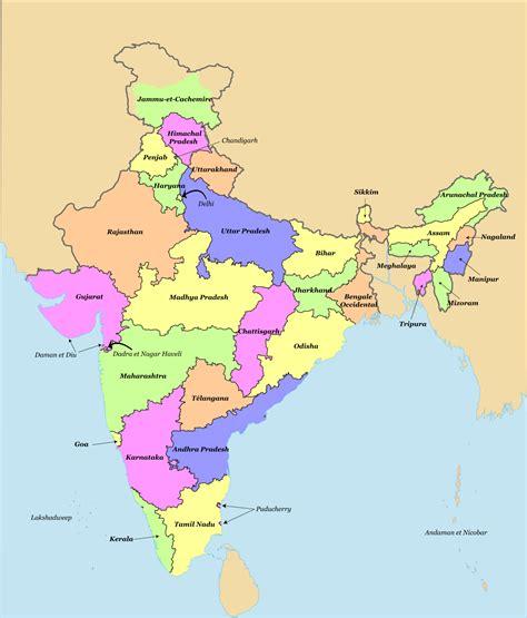 Comptoirs Français En Inde by 201 Tats De L Inde Wikip 233 Dia