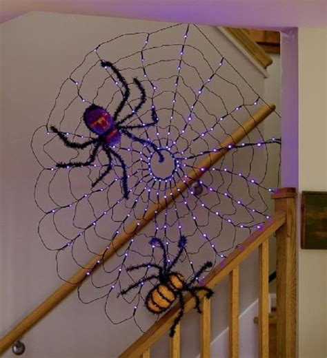 Decorations Spider Web by Indoor Decor Home Designing