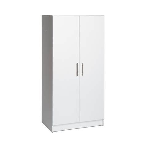 home depot wardrobe cabinet prepac elite 32 in wardrobe cabinet wew 3264 the home depot