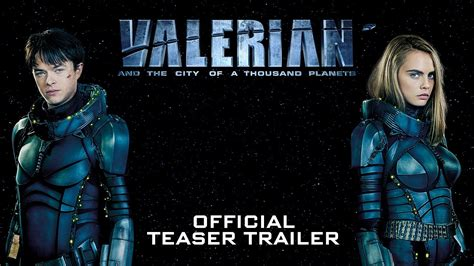 valerian and the city valerian and the city of a thousand planets a film based on the acclaimed french graphic novel