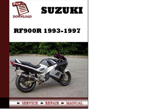 service manuals schematics 1993 suzuki sj auto manual suzuki rf900r 1993 1994 1995 1996 1997 workshop service repair manu