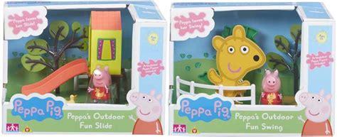 Peppa Pig Swing - peppa pig outdoor swing slide wholesale