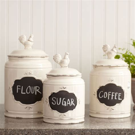 what to put in kitchen canisters cottage kitchen mini makeover fox hollow cottage