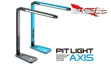 how to lite a pit g axis pit light 171 big squid rc news reviews