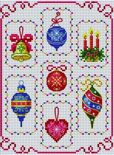 Picture Of Christmas Decorations 171