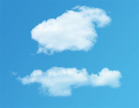pattern psd cloud 10 photoshop cloud brushes design trends premium psd