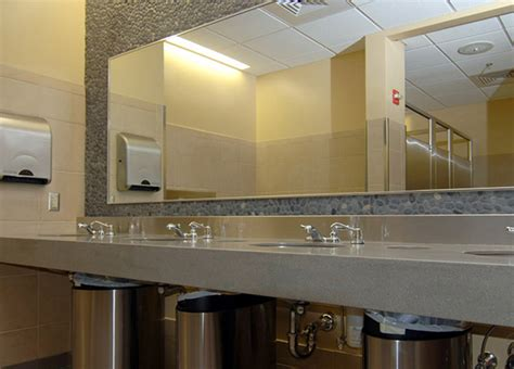 Commercial Mirrors For Bathrooms | commercial bathroom mirrors commercial bathrooms
