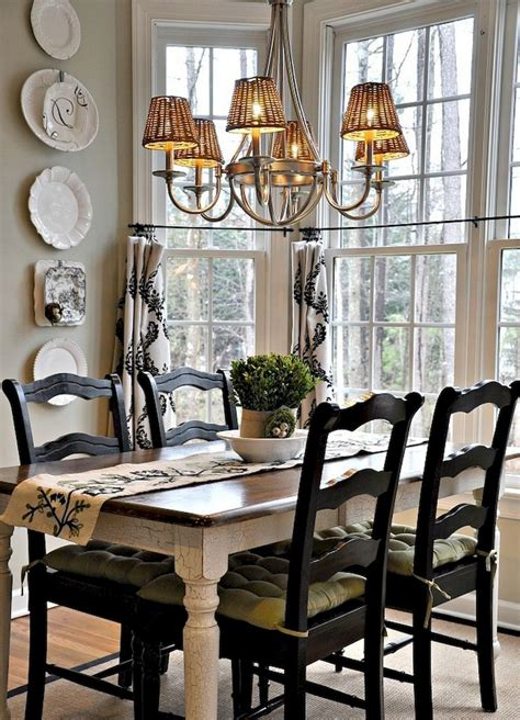 stunning french country dining room table  decor ideas