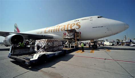 emirates skycargo vp bullish  growth